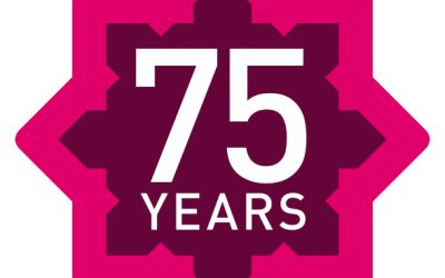 We're celebrating our 75 year anniversary!