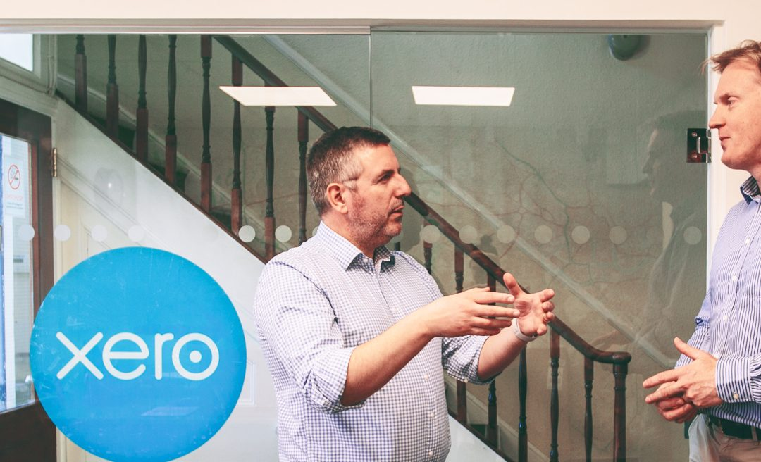 Save time with Xero