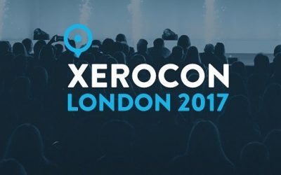 XeroCon2017 – the hippest accountancy conference there is!