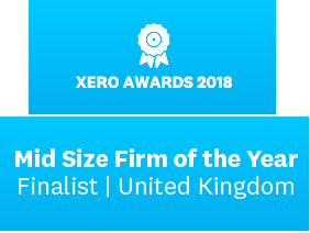 Xero Mid-Size Firm of the Year finalists!