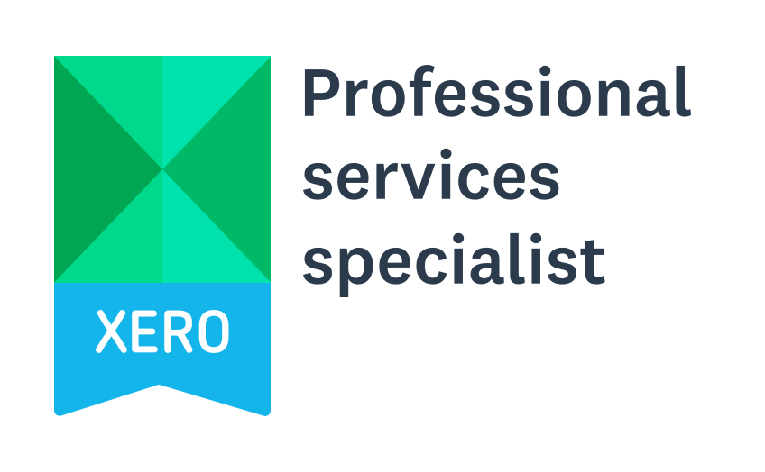 Xero for professional services
