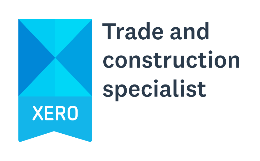 Xero for construction